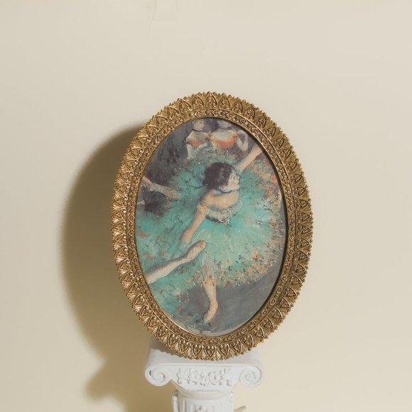 Degas Antique Framed